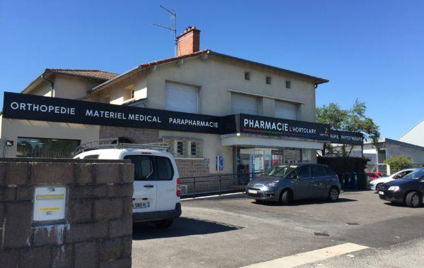 Pharmacie l'ortolary