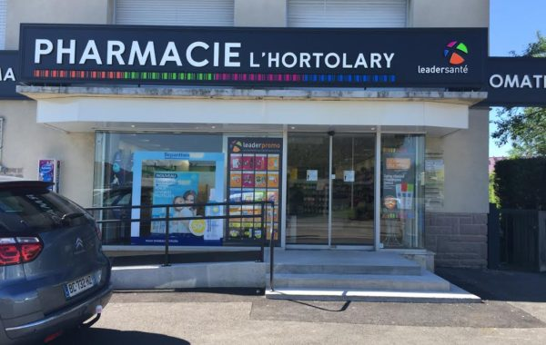 Pharmacie L'hortolary