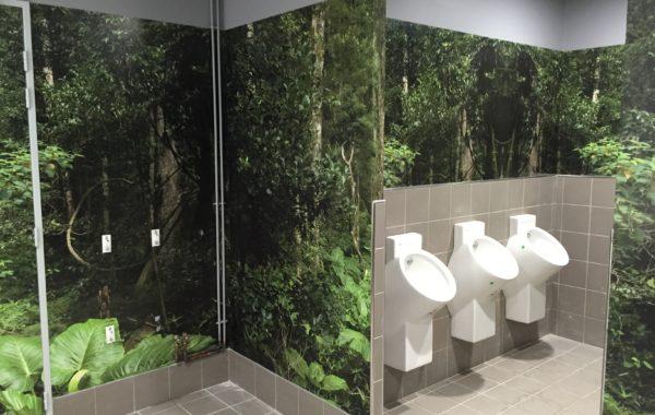 Paysage WC