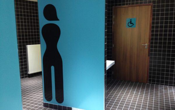 Silhouette WC
